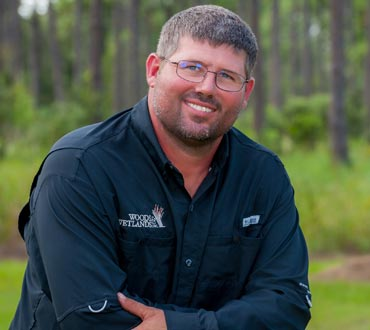 Shane Tucker: Superintendent | Woods & Wetlands Inc