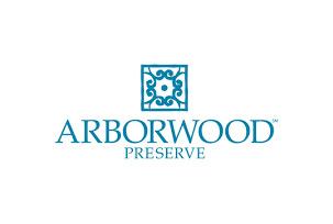 Arborwood Preserve Logo | Woods & Wetlands