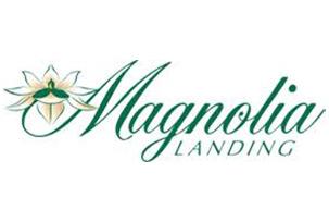 Magnolia Landing Logo | Woods & Wetlands