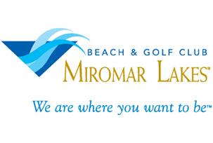 Miromar Lakes Beach & Golf Club Logo | Woods & Wetlands