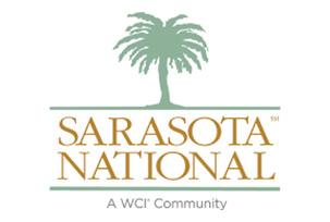Sarasota National Logo | Woods & Wetlands