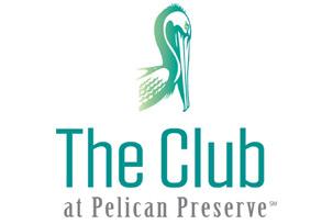 The Club at Pelican Preserve Logo | Woods & Wetlands