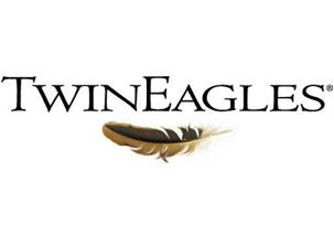 Twin Eagles Logo | Woods & Wetlands