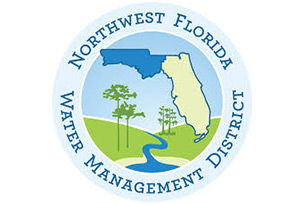 Northwest Florida Water Management District Logo | Woods & Wetlands